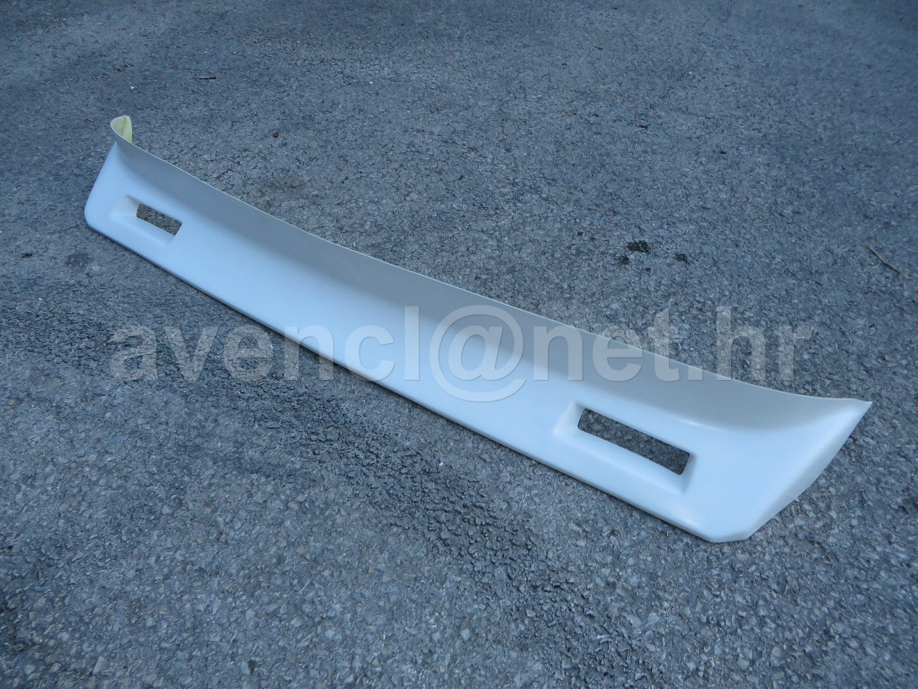 Autobianchi A112 Abarth Front Spoiler Valance Air Dam Lip Racing Motorsport Classic Performance Parts