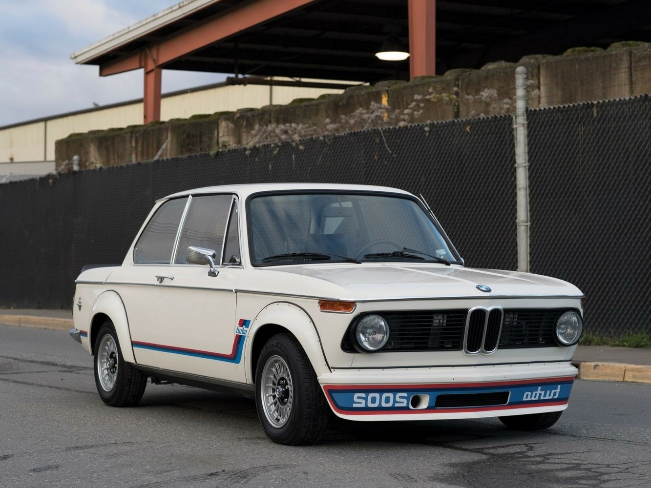 Bmw E10 Turbo Full Car Decal Sticker Set Classic Performance Parts