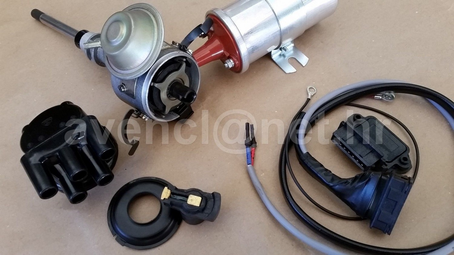Fiat Uno Ignition System Circuit And Schematic